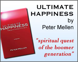 ultimate happiness by peter mellen graphic